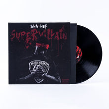 "Load image into Gallery viewer, SHA HEF ""Super Villain"" VINYL LP"