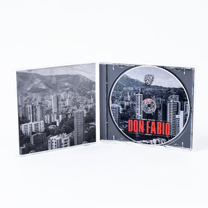 "SMOOVTH & GIALLO POINT ""Medellin II"" CD"