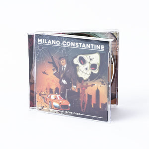 "MILANO CONSTANTINE ""Attache Case"" CD"