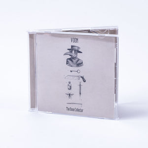 "V DON ""The Bone Collector"" CD"