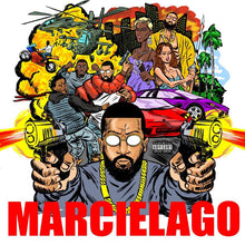 "Load image into Gallery viewer, ROC MARCIANO ""Marcielago"" CD"