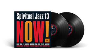"VARIOUS ARTISTS ""Spiritual Jazz Volume 13 Part 1"" VINYL 2LP"