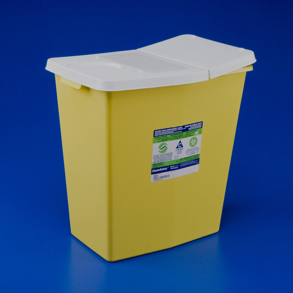 Chemotherapy Waste Containers