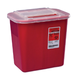 Covidien 2 gallon Multi-Purpose Sharps Container