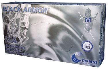 Black Armor® Nitrile Exam Gloves