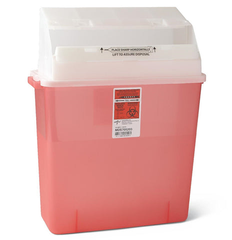 Covidien - GatorGuard™ In-Patient Room Sharps Disposal Container (3 Gallon)
