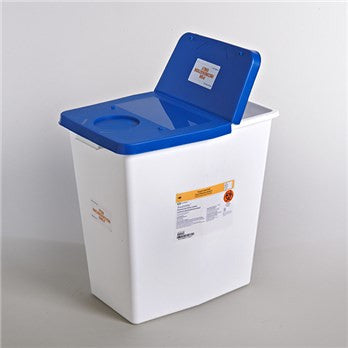Covidien - 12 Gallon PharmaSafety - Pharmaceutical Waste Container