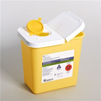 Covidien 8982 - 2 Gallon ChemoSafety™ Chemotherapy Waste Container