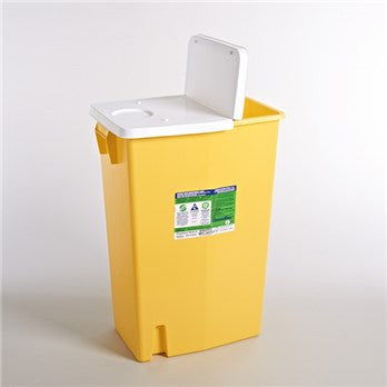 Covidien 8989 - 18 Gallon ChemoSafety™ Chemotherapy Waste Container