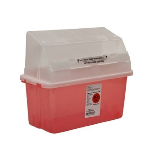 Covidien - GatorGuard™ In-Patient Room Sharps Disposal Container (5 Quart)