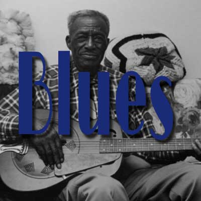 Everything on Vintage Blues