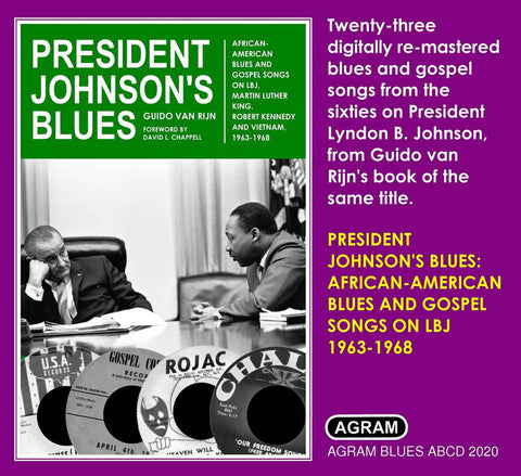 President Johnson&#8203's Blues: Vol 1