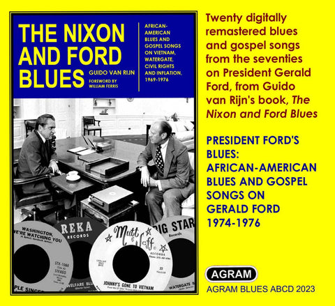 The Nixon and Ford Blues: Vol 2