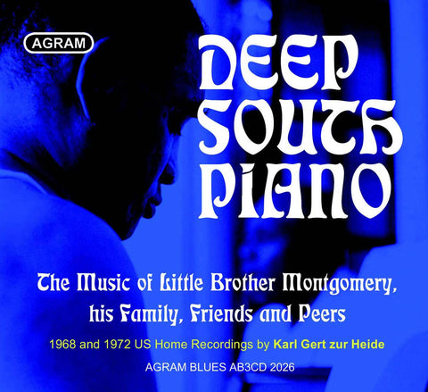 Deep South Piano - Box Set
