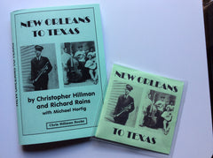 NEW ORLEANS TO TEXAS by CHRIS HILLMAN & RICHARD RAINS with Mike Hortig