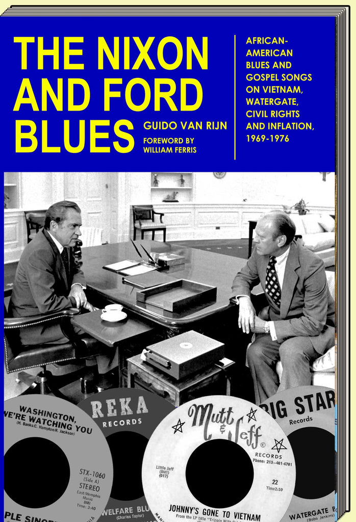 The Nixon and Ford Blues Frog Records: Jazz/Blues music