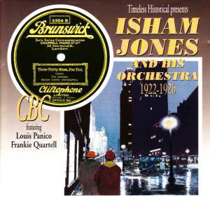 Isham Jones & His Orchestra   1922-1926