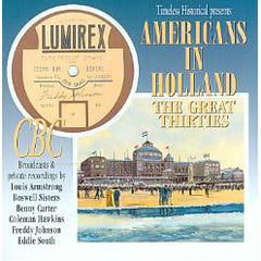 Americans In Holland The Great Thirties