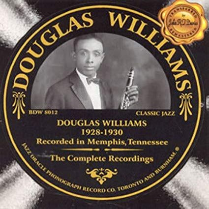 Douglas Williams 1928-1930