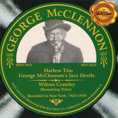 George McLennon  1923-30
