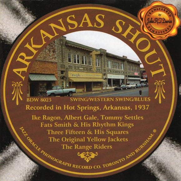Arkansas Shout  1937