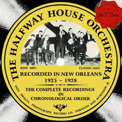 The Halfway House Orchestra 1925-28