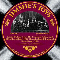 Jimmie's Joys The complete Golden & OKeh recordings & selected Brunswick.