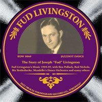 Fud Livingston 1924-39