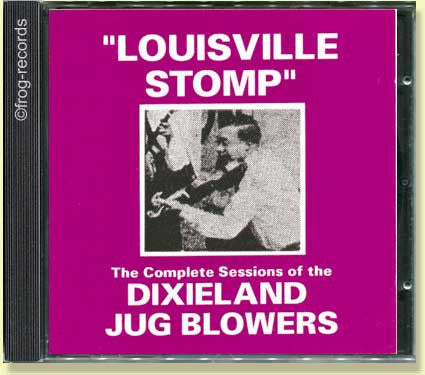 Dixieland Jug Blowers