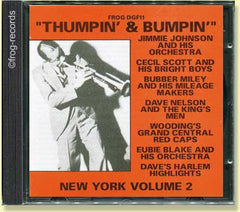 New York Volume 2: Thumpin' & Bumpin