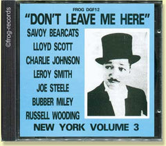 New York Volume 3: Don't Leave Me Here