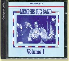 Memphis Jug Band Volume 1