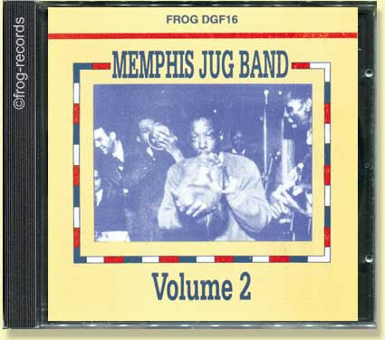 Memphis Jug Band Volume 2