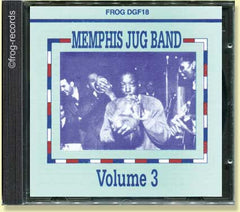 Memphis Jug Band Volume 3