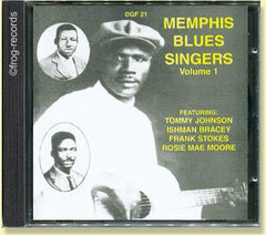 Memphis Blues Singers Vol 1