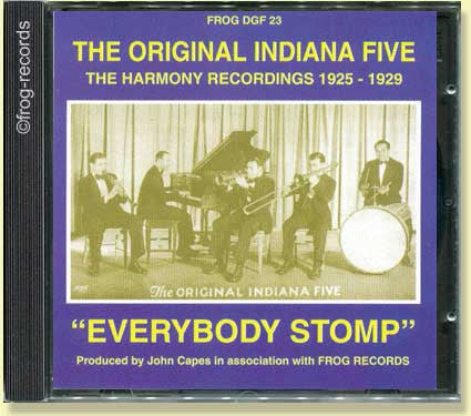 Original Indiana Five: Everybody Stomp