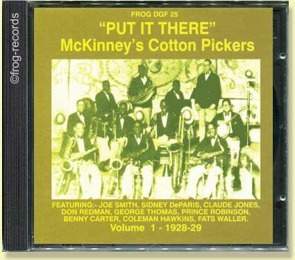 McKinney's Cotton Pickers 1