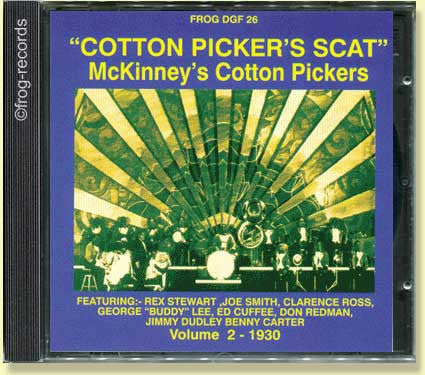 McKinney​'s Cotton Pickers 2