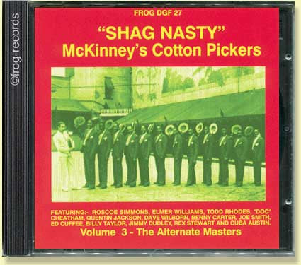 McKinney​'s Cotton Pickers 3