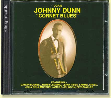 Johnny Dunn: Cornet Blues