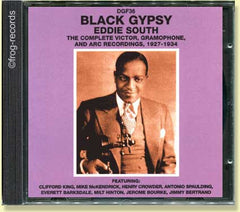 Eddie South Black Gypsy