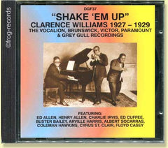 Clarence Williams 1927-29: Shake 'Em Up