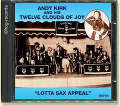Andy Kirk and his Twelve Clouds of Joy