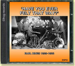 Earl Hines 1929-33: Have You Ever Felt That Way