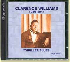 Clarence Williams 1930-41: Thriller Blues