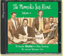 Memphis Jug Band Volume 4