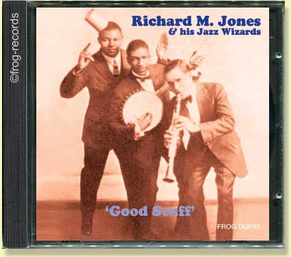 Richard M Jones: Good Stuff