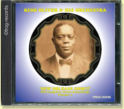 King Oliver & his Orchestra 2