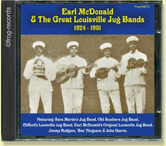 Earl McDonald & The Great Louisville Jug Bands