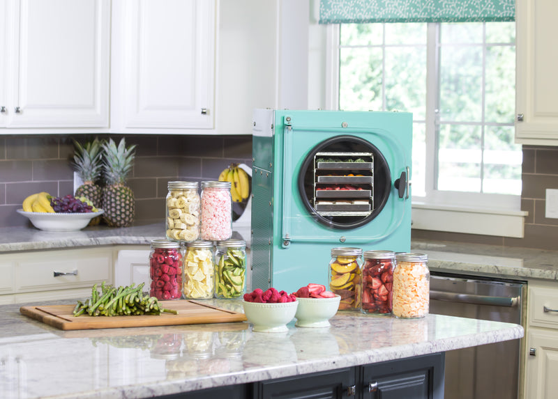 Learn How a Freeze Dryer Can Help You Plan for an Emergency